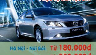Taxi Nội Bài đi Hà Nội