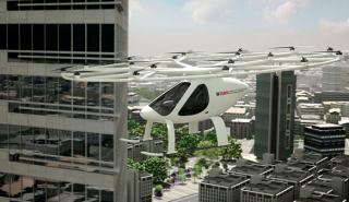 Taxi bay không người lái – taxi của tương lai