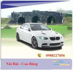 Taxi Nội Bài đi Cao Bằng
