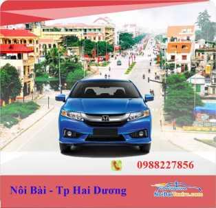 Taxi Nội Bài đi Hải Dương
