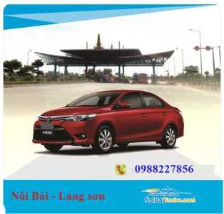Taxi Nội Bài đi Lạng Sơn