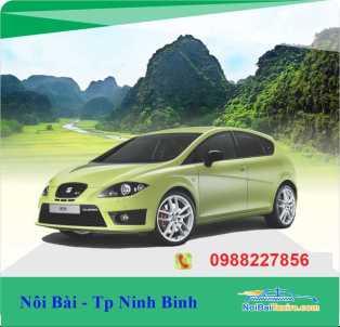 Taxi Nội Bài đi Ninh Bình