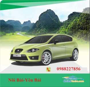 Taxi Nội Bài đi Yên Bái