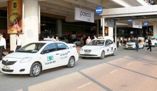 Taxi hà nội đi nội bài 2 chiều:450k
