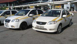 Taxi từ hà nội về hải phòng